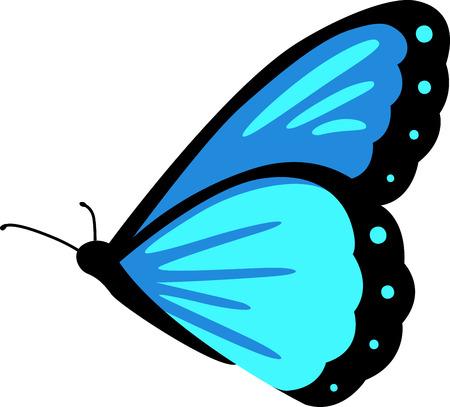 Las mariposas están volando las flores. Disfrute de la belleza y los sentimientos pacíficos con este diseño por Rayuela. Foto de archivo - 44058932