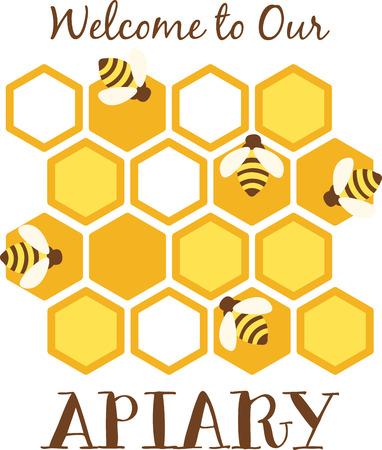 """""""La terre est une ruche, nous entrons tous par la même porte, mais vivons dans des cellules différentes."""" Banque d'images - 43917182"""