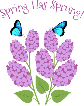 sprung: The butterfly is a flying Flower and the Flower is a tethered Butterfly. Enjoy the beauty of nature with this design.
