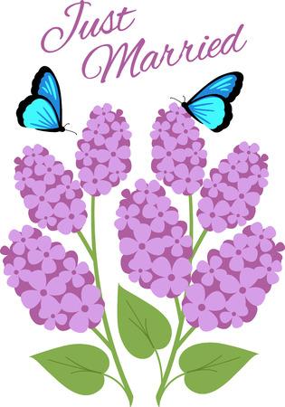 """""""De vlinder is een vliegende Bloem en de Flower is een tethered Butterfly. Geniet van de schoonheid van de natuur met dit ontwerp."""" Stock Illustratie"""