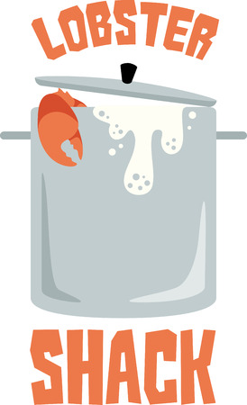 Cook delicious seafood in your kitchen.