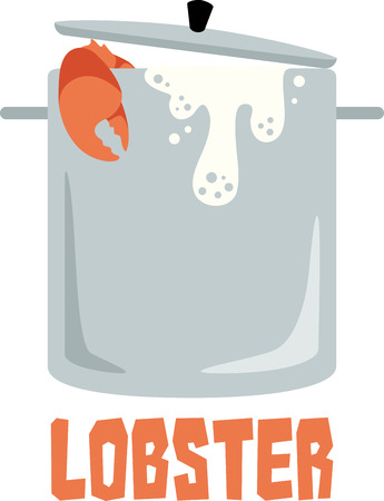 langouste: Cook delicious seafood in your kitchen.