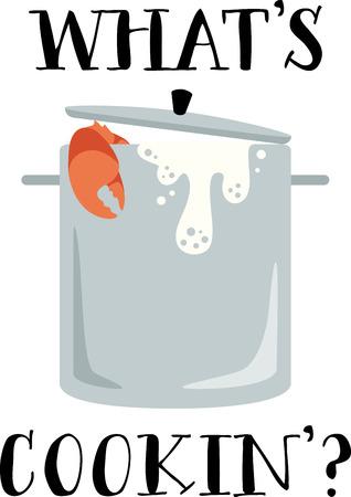 あなたの台所でおいしい魚介類を調理します。