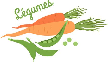 garden peas: Cook delicious vegetables in your kitchen.