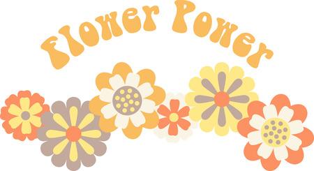 Use this floral border on a shirt. Illusztráció