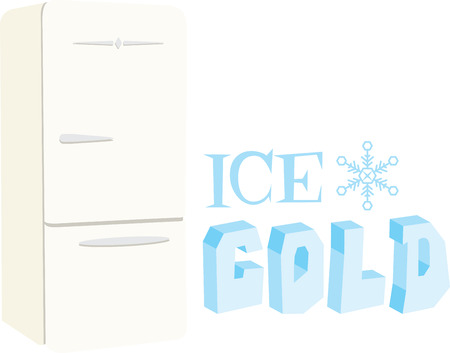 refrigerator kitchen: Add a refrigerator to your kitchen dcor.