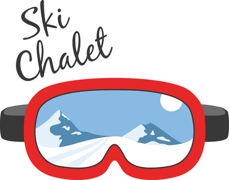 Ski Mask to protect your visage during skiing expeditions.