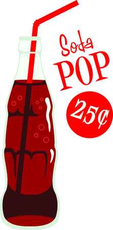 soda pop: Use this soda pop for your next fizzy project