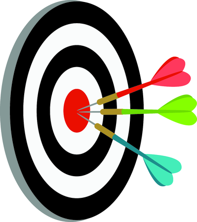 You've hit the bullseye using this darts game in your project.