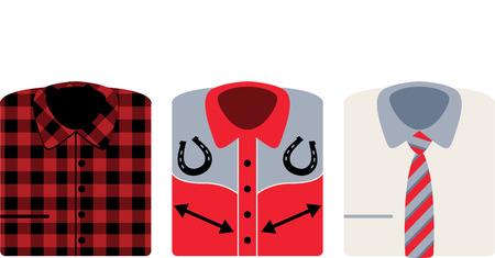 カジュアル ドレス シャツのこの広い範囲で皆のための何かがある! 男の子のためのあなたのプロジェクトにこのデザインで感動させる服します。