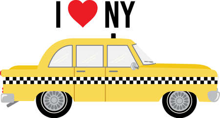 ny: A great vibrant design on gifts for friends or family who are hopelessly retro!