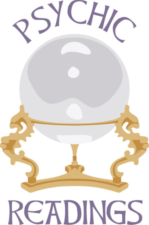 psychic: If you need an answer and you need it fast, ask the Crystal Ball for a simple yes-or-no solution!  This design is perfect on framed embroidery, throw pillows and more!