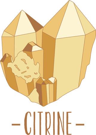 Dit ontwerp zal een geweldige aanvulling op uw geboortesteen collectie borduurmotieven te maken. Ambachtelijke een cadeau voor elke verjaardag van de november geboren!