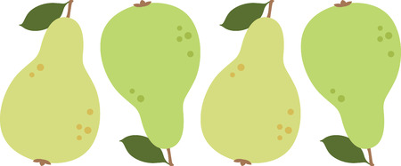 orchard: Make your organic orchard bountiful with this design on cozies, kitchen towels and more. Illustration