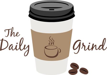 この紙のコーヒー カップを使用すると、素晴らしい味のコーヒーを飲む!