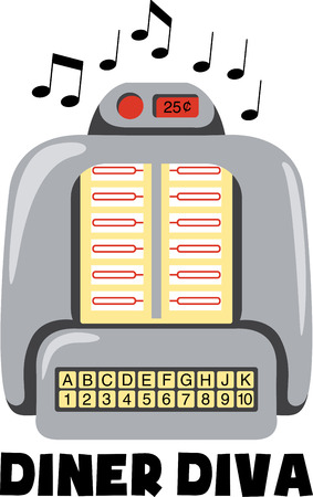 electrical appliance: Use this retro jukebox for spinning out classic musical tunes.