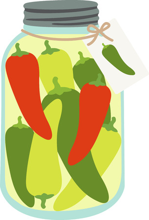 Make your summer bounty last longer with home canning!  Make unique gifts for loved one with this design on napkins, kitchen dcor and more!