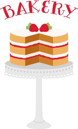 すべてのシェフや調理は、彼らの台所でおいしいケーキを愛する。