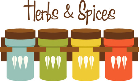 spice: Accent your kitchen with everything you need to be a great cook.
