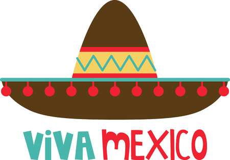 siesta: Everyone looks forward to the fiesta with music, laughter and fun.  Use this design on a shirt or hat to join in with the festivities.  Everyone will love it!