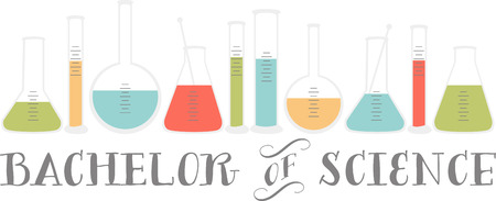If you like science you will love these colorful beakers.