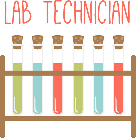 If you like science you will love these colorful test tubes.