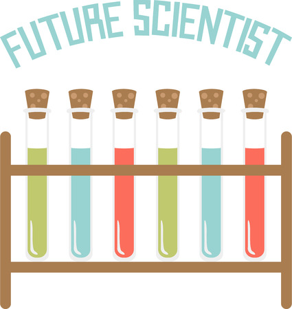 testtube: If you like science you will love these colorful test tubes.