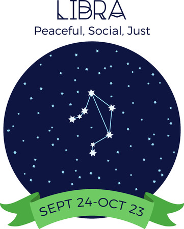 trait: Show off the constellation of your zodiac sign.