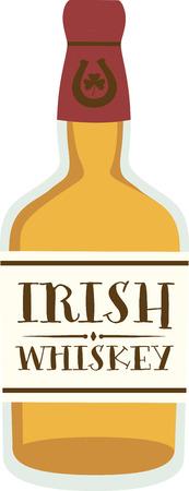 caballo bebe: Sea orgulloso y comprar irlandesa hizo! Vectores