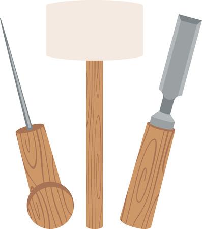 occupational equipment Illustration