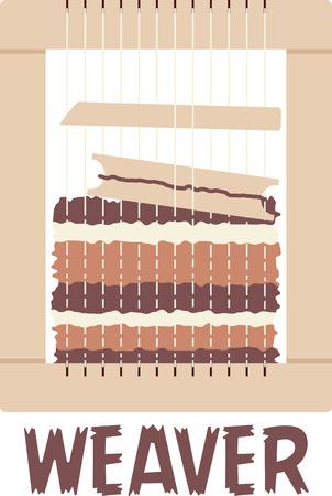 Weaver Illusztráció