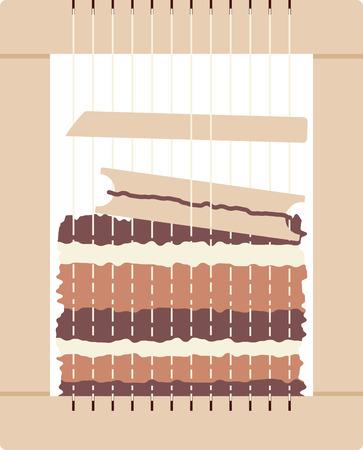 Textiles Иллюстрация