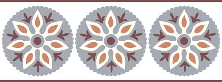 This floral design is a great addition to themed quilts, wall hangings and more!