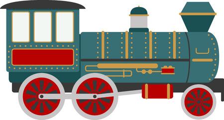Jongens van alle leeftijden zullen van een trein van choochoo.