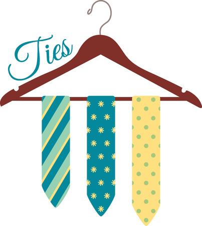 雑然とした、このネクタイ ハンガーを整理整頓します。 このデザインは、愛する人のためのユニークなギフトを作るは素晴らしい!