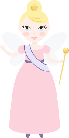 faery: A pretty fairy will spread happiness.