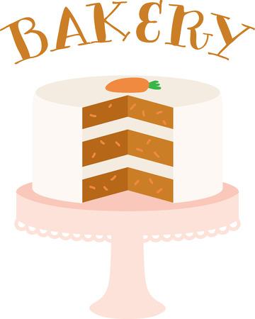Elke chef-kok en kok zal houden van een heerlijke taart in hun keuken.