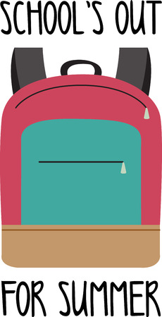 knapsack: Kids will love going back to school with a cool backpack.