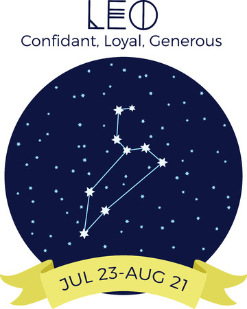show off: Show off the constellation of your zodiac sign.
