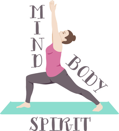 Achieve union of the spirit, body and mind and attain mind-body balance.