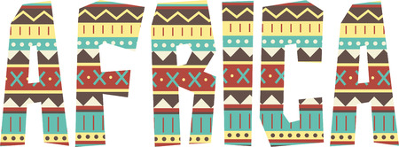 This design is great for exploring the exotic culture of Africa!  Create show-stopping jackets, table runners, and accessories with this design. Illustration