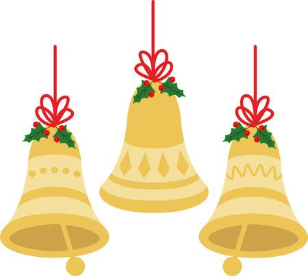Stocking, sock, garment, accessory, clothes, xmas, holiday, holly, plant, leaf, leaves, bow, ribbon, riband, Illustration