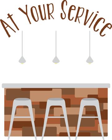 Annoncez votre marque et d'améliorer votre entreprise avec cette conception sur des T-shirts, chemises, chapeaux et plus. Banque d'images - 46373182