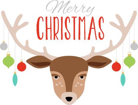 Scoprite lo splendore del Natale con questo design su maglioni, felpe e altri progetti per le vacanze! Archivio Fotografico - 46373399