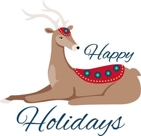 Scoprite lo splendore del Natale con questo design su maglioni, felpe e altri progetti per le vacanze! Archivio Fotografico - 46373402
