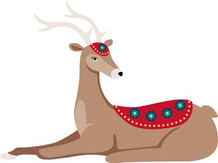 Scoprite lo splendore del Natale con questo design su maglioni, felpe e altri progetti per le vacanze! Archivio Fotografico - 46373405