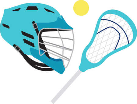 crosse: Looking for the perfect Birthday or Christmas gift Embroider this design on clothes, towels, pillows, gym bags, quilts, t-shirts, jackets or wall hangings for your lacrosse enthusiast!