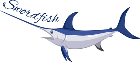 sailfish: This magnificent swordfish is a sharp design for fishermen, boaters and ocean lovers and will look perfect on clothes, towels,  gear bags,  t-shirts, jackets or wall hangings.