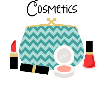 Add glamor to your projects with this design on lipstick holders, room decor, bath towels and more!