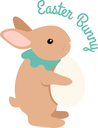 festivities: Cute and fluffy bunny is ready for all the festivities! This design will be fabulous on all your Easter projects!